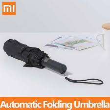 <b>Xiaomi Mijia Automatic Folding</b> Umbrella and Aluminum Parasol ...