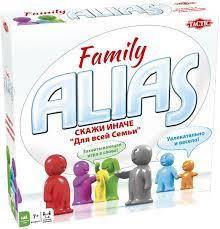 Tactic Games <b>Настольная игра</b> Скажи иначе для всей семьи 2