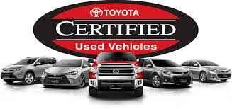 Image result for toyota certified pre owned