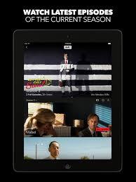 amc on the app store ipad screenshot 2