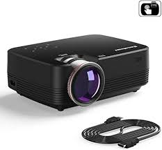 <b>Excelvan</b> 2000 Lumens MINI Projector, 4Inch Portable: Amazon.co.uk