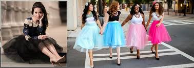 Ways to Style a <b>Tulle Skirt</b> Stylish and Trendy | Gorgeautiful.com