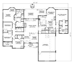 House Plans   a Mother In Law Suite   Home Plans at    ORDER this house plan  Click on Picture for Complete Info