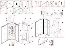 Инструкция по экспулатации и монтажу - <b>душевая кабина Niagara</b>