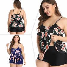 Bikini Swimwear for <b>Women's Plus Size 6XL Women's Size</b> for sale ...