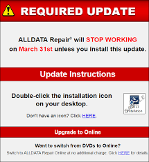 alldata repair 2016 installed version all data 10 53 and mitchell on demand auto software 1tb hard disk d630 laptop diagnostic
