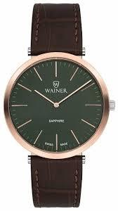 Наручные <b>часы WAINER WA</b>.11694-B — купить по выгодной цене ...