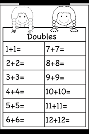 Addition Doubles – 1 Worksheet / FREE Printable Worksheets ...Addition doubles. Worksheet – Download
