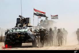 Image result for جنوب موصل به طور کامل آزاد شد  پیشروی ارتش به سمت مرکز شهر