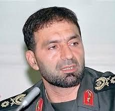 Dead: Brigadier General Hassan Moghaddam was fatally injured in the blast - article-2061341-0ECBB0AD00000578-402_306x293
