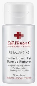 <b>Очищающее средство</b> для контура глаз и <b>губ</b> Gently lips & eyes ...