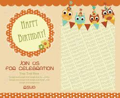happy birthday invitation cards cupcake happy birthday flat card happy birthday invitation card in marathi happy birthday invitation