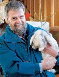 Kaninchenzüchter Peter Issler in Wangen an der Aare - peter_issler
