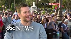 Tom Brady says it makes him