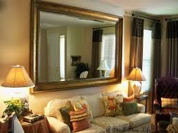 chic large wall decorations living room: large wall mirrors decorative living room antique wall mirrors decorative