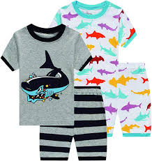 Pajamas for Boys Summer Baby Clothes Toddler Kids ... - Amazon.com