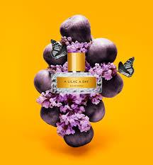 <b>Vilhelm Parfumerie A Lilac</b> A Day Winner - ÇaFleureBon Perfume Blog