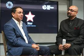 star ceo uday shankar speaks at the paley center st their conversation was wide ranging and shankar spoke at length about star s longtime commitment to developing and airing content that