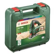 <b>Лобзик Bosch PST 650</b>, 500 Вт в Санкт-Петербурге – купить по ...