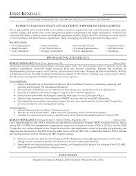 budget assistant resume resume for government budget analyst de deugd dekkers budget analyst resume summary