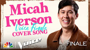 "Micah Iverson Performs <b>Snow Patrol's</b> ""Chasing Cars"" - The Voice ..."