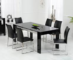 size dining room contemporary counter: dining tables black photo  dining tables black  dining tables black photo
