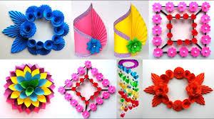 <b>6</b> Amazing craft ideas for <b>home decoration</b>