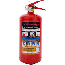 <b>Огнетушитель порошковый</b> Ярпожинвест <b>ОП</b>-<b>2</b> ABCE, 2.3 л/2 кг в ...