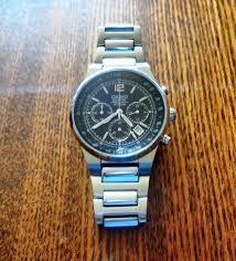 Обзор от покупателя на Наручные <b>часы CASIO EF</b>-<b>500D</b>-<b>1A</b> ...