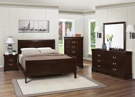 bedroom sets lots:  louis philippe collection  cappuccino sleigh bedroom set big lots bedroom furniture clearance sale