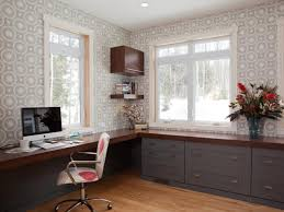 photos hgtv cabinets modern home office
