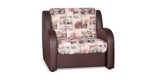 Купить <b>Кресло</b>-<b>кровать Барон</b> NEXT цвет Бежево-коричневый в ...