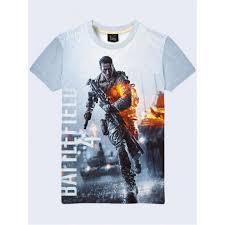 <b>3D</b>-<b>футболка мужская</b> с принтом Battlefield 4 | Apelsin.Org.Ua ...