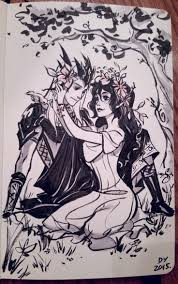 best ideas about greek mythology art greek inktober day 6 hades and persephone