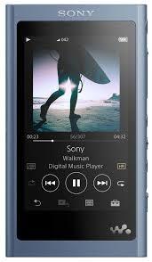 <b>MP3 плеер Sony NW-A55HN</b> blue купить в интернет магазине ...