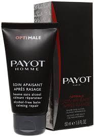 <b>Payot Бальзам после</b> бритья, <b>успокаивающий</b>, без парабена, 50 мл
