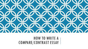 informational and explanatory writing writing a compare and  how to write a comparecontrast essay purpose a comparison essay notes either similarities