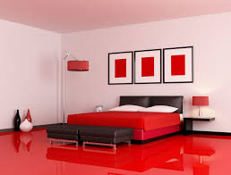 red wall paint black bed: use white mats and black frames to highlight red wall art this graphic punch was easy to accomplish with a trio of craft store frames white butcher paper