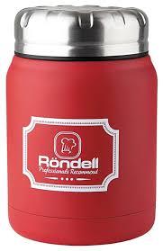 <b>Термос</b> для еды <b>Rondell</b> Picnic (<b>0,5 л</b>) — купить по выгодной цене ...