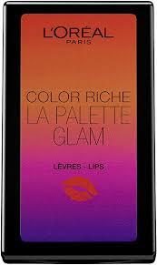 <b>L'Oreal Paris Color Riche</b> Lip Palette 6 Shades Sealed - Summer ...