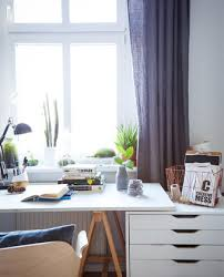 put your desk by the window and add add task lighting