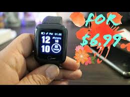 D13 <b>Smart Bracelet</b> & <b>Fitness</b> Track unboxing & review <b>SMART</b> ...