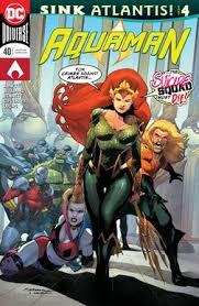 <b>DC</b>: <b>Aquaman</b> #40 (Sink Atlantis) from <b>Aquaman</b> by Rob Williams ...