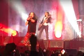 Watch 12-Year-Old Tye Trujillo Make His Korn Debut in Colombia