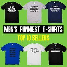 <b>Mens Funny T Shirts</b>   eBay