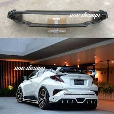 <b>Car Styling High Quality</b> FRP Unpainted Color Rear Spoiler Trunk ...