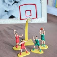 <b>Basketball Team Cake Topper</b> | Cake toppers, Baking accessories ...