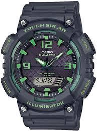 Наручные <b>часы Casio</b> Collection AQ-S810W-8A3VEF — купить в ...