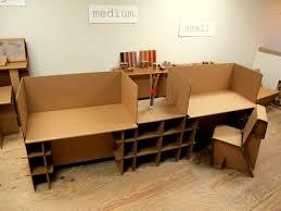 picture cardboard office furniture