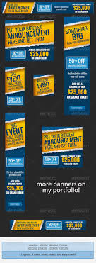 best images about  flyer template big event banner ads psd template